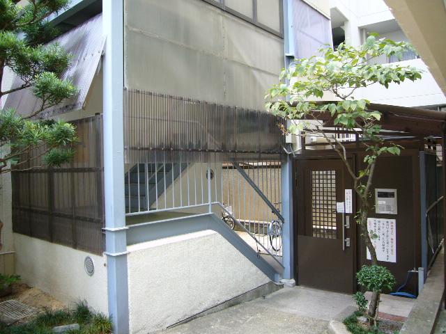 物件番号: 1075905371 グリーンシティ  京都市左京区高野清水町 1K マンション 外観画像