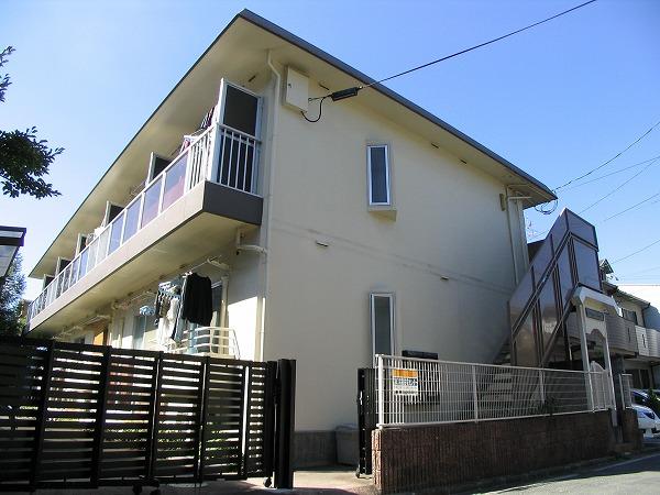 物件番号: 1075921527 ヴィレッジハウス  京都市左京区吉田上大路町 1K マンション 外観画像