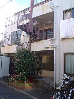 物件番号: 1075910735 コーポIIT  京都市左京区吉田下阿達町 1R マンション 外観画像
