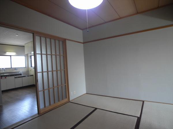 物件番号: 1075909612 コーポ比叡  京都市左京区修学院室町 2DK コーポ 画像2