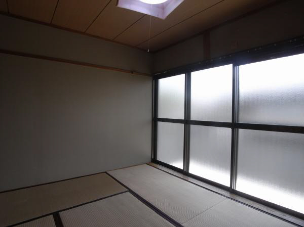 物件番号: 1075909612 コーポ比叡  京都市左京区修学院室町 2DK コーポ 画像3