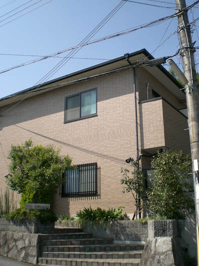 物件番号: 1075921357 ハイツSAWARAGI  京都市左京区岩倉木野町 1K ハイツ 外観画像