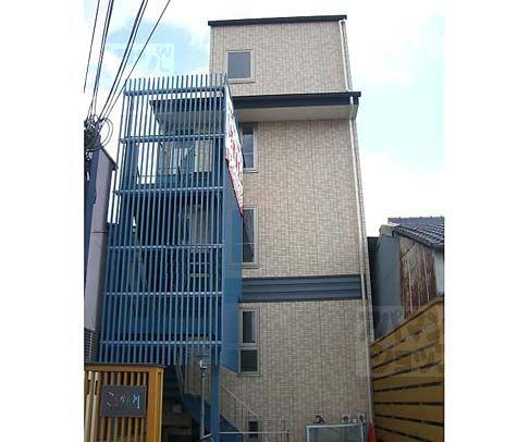 物件番号: 1075917338 こまかも川  京都市左京区孫橋町 1R マンション 外観画像