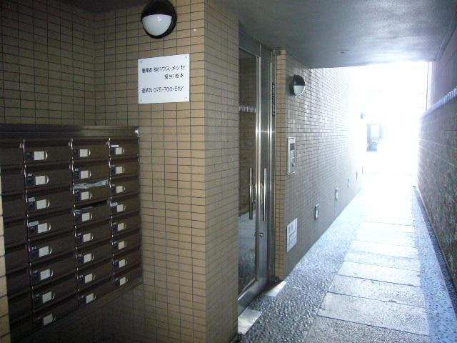 物件番号: 1075913080 アティ今出川  京都市上京区元北小路町 1K マンション 画像9