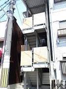 物件番号: 1075914107 メゾン谷  京都市左京区田中西浦町 1K マンション 外観画像