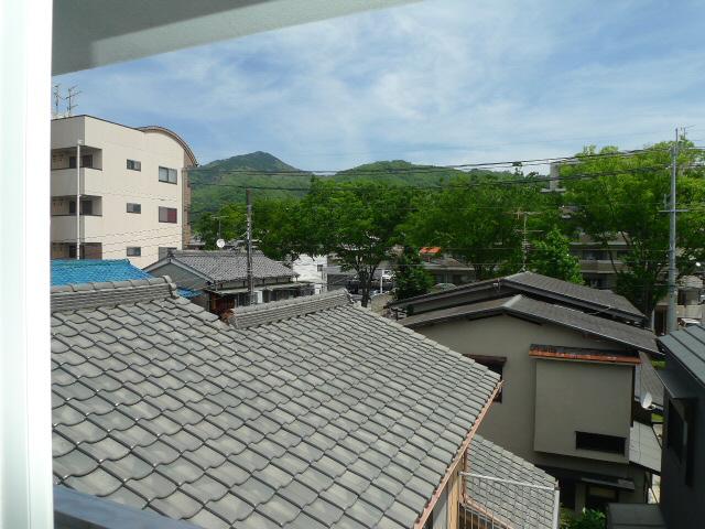物件番号: 1075917623 バウハウス青山  京都市左京区一乗寺清水町 1K ハイツ 画像8