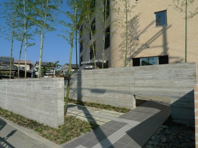 物件番号: 1075920356 S-COURT  京都市左京区田中上柳町 1R マンション 画像2