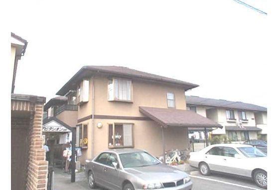 物件番号: 1075908916 アビタシオン288  京都市左京区岩倉西河原町 3DK アパート 外観画像