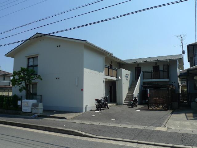 物件番号: 1075921510 サンハイネス  京都市左京区岩倉西河原町 1K マンション 外観画像