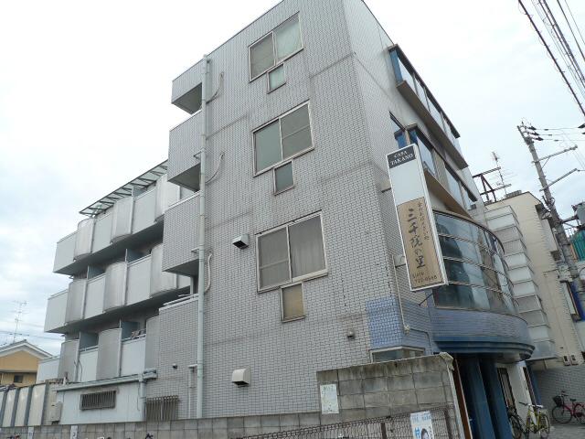 物件番号: 1075902365 CASA TAKANO  京都市左京区高野玉岡町 1K マンション 外観画像