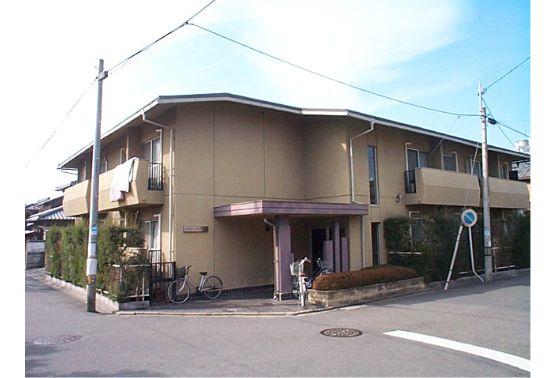 物件番号: 1075904553 ロイヤルハウスアオイ  京都市左京区下鴨西高木町 1K マンション 外観画像